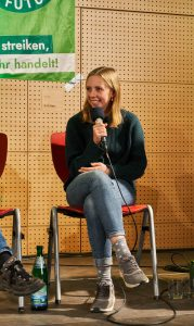 Podiumsdiskussion: Fridays for Future